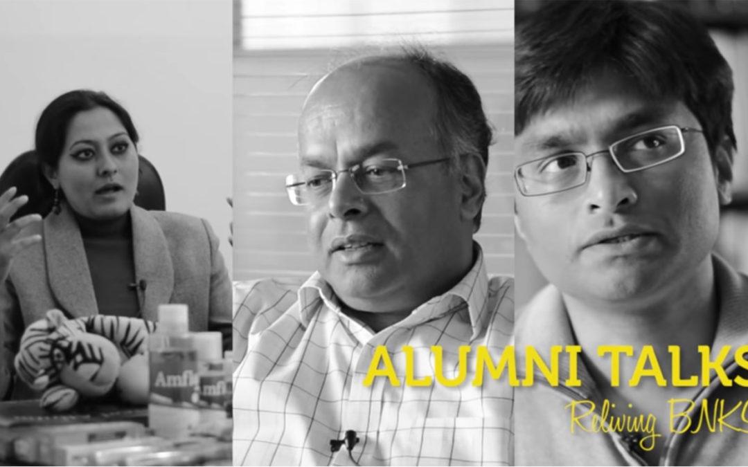 Budhanilkantha School Alumni Talks