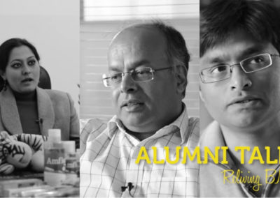 Budhanilkantha School Alumni Talks
