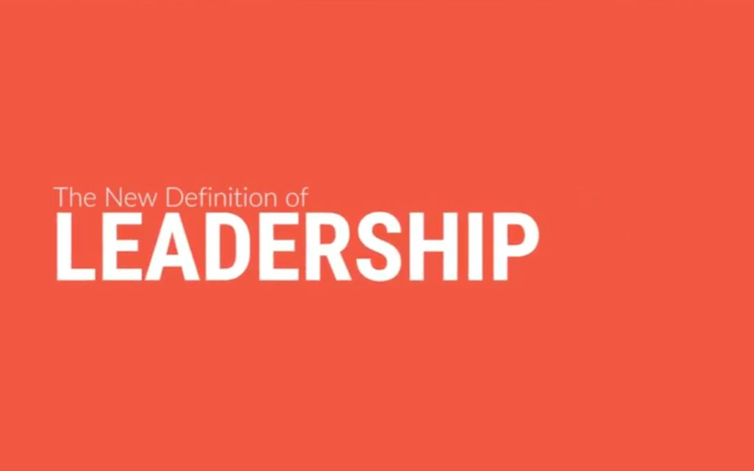 What does leadership mean?