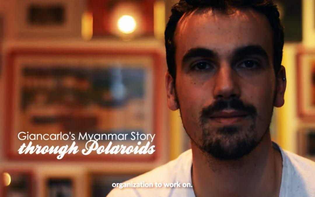 Giancarlo's Polaroid Story