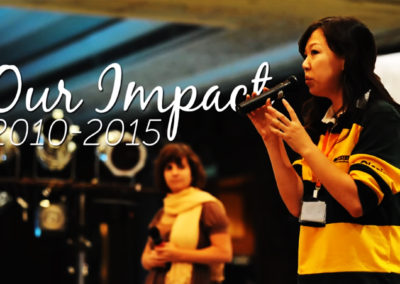 AIESEC's Impact Story