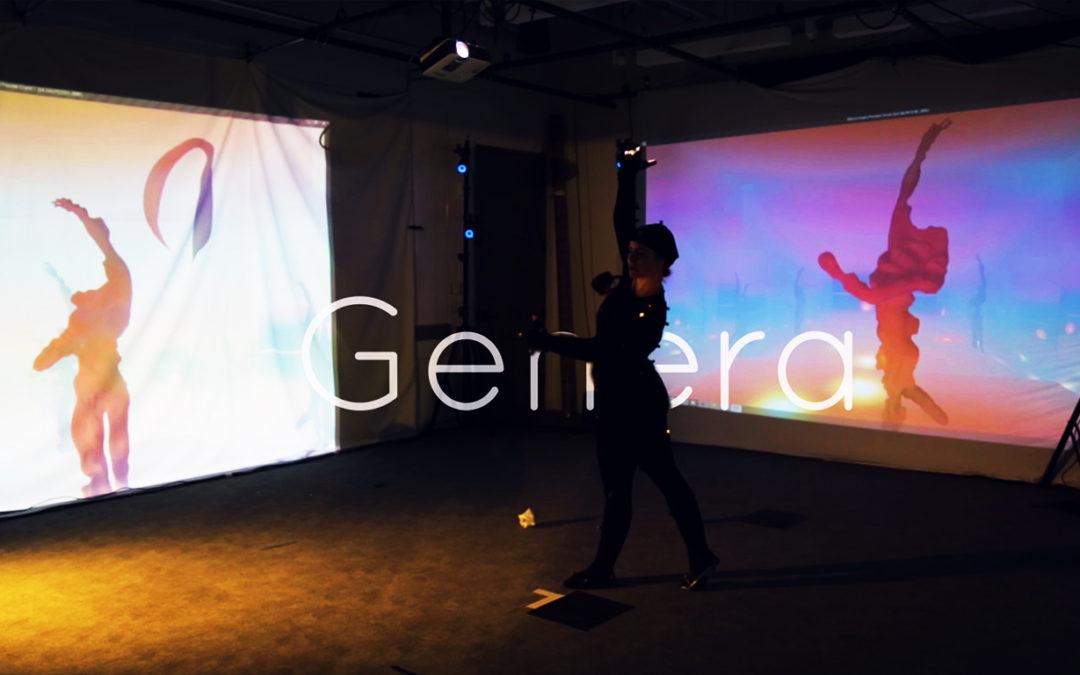Genera   An Interactive Sculpture