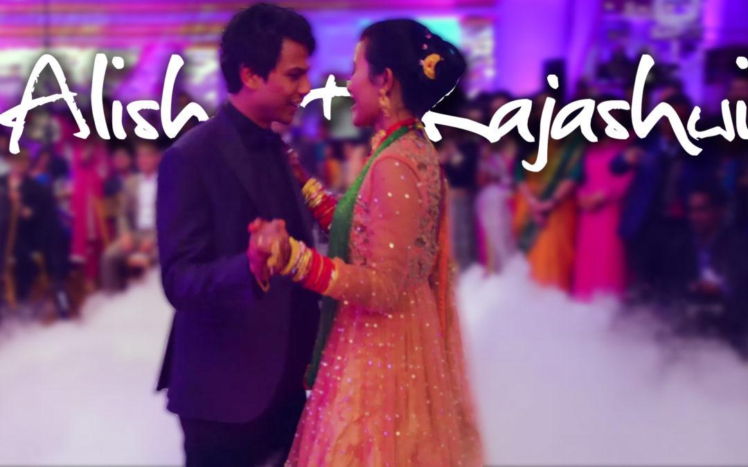 Alisha & Rajashwi Wedding Film